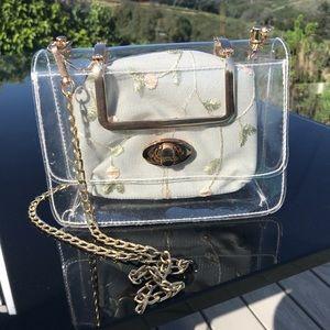Transparent bag